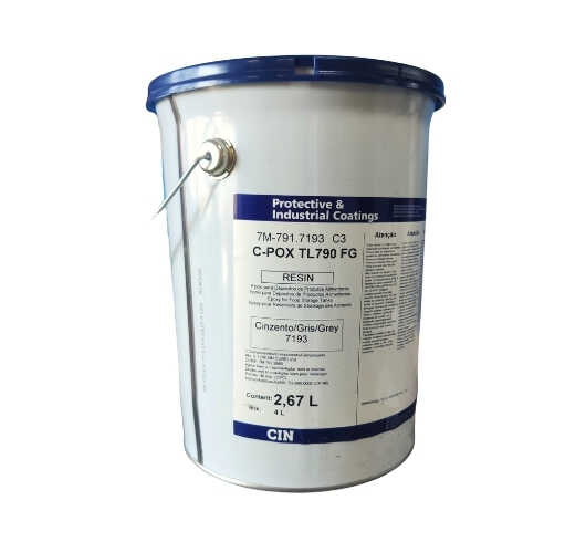 Pintura para depósitos productos alimentarios - Pinturas Revecril